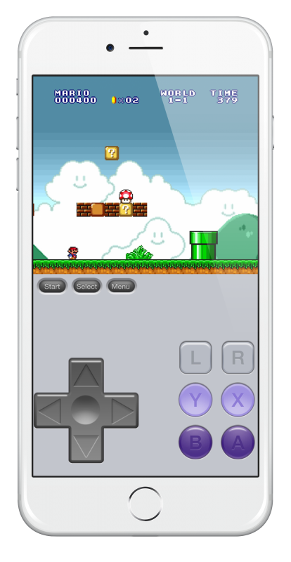 snes4ios_iphone