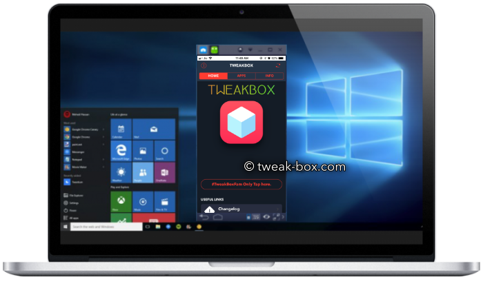 tweakbox windows pc