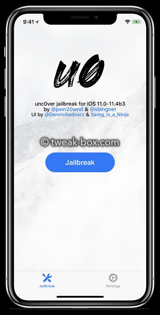 uncover jailbreak unc0ver