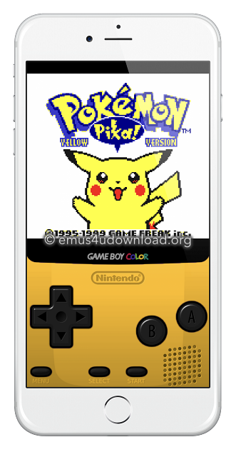 gba4ios pokemon
