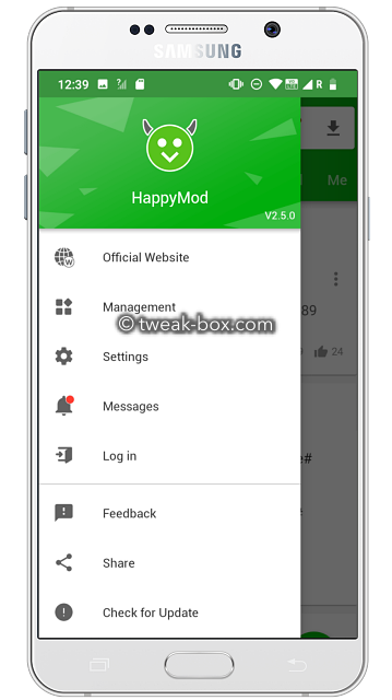 happy mod android apk