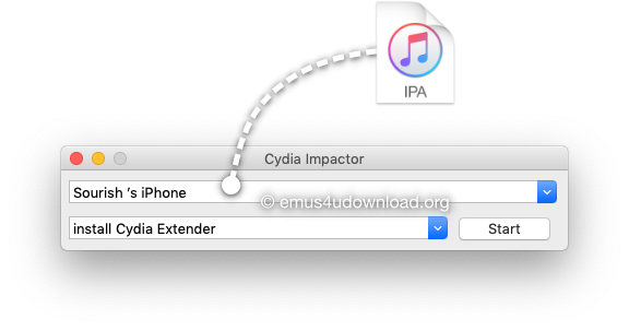 Cydia impactor download ios 12