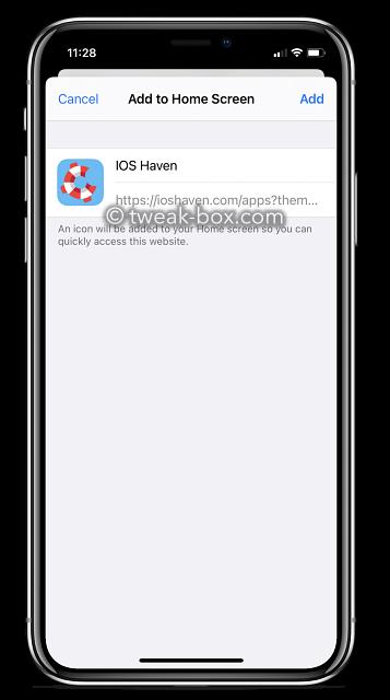 ios haven app