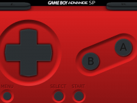 gba flame red