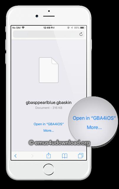 gba4ios_skins open in gba4ios app