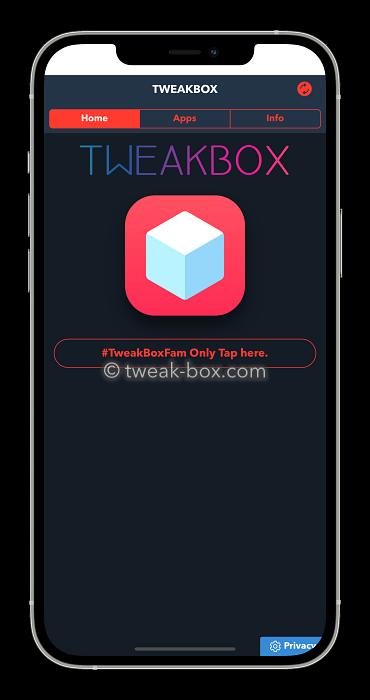 tweakbox app