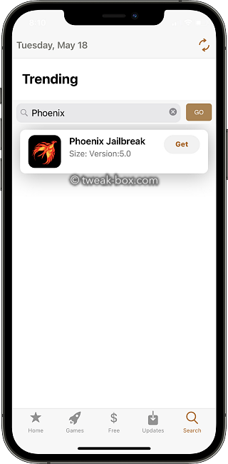 cokernutx phoenix jailbreak