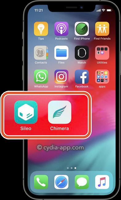 chimera-sileo_iphone
