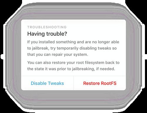 restore-rootfs-chimera