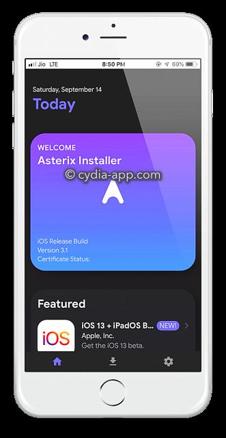 asterix_installer