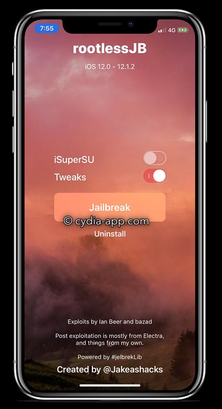 rootless-jailbreak