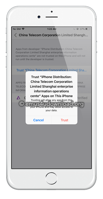 gba4ios untrusted developer app
