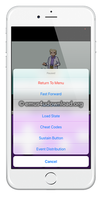 gba4ios_app features