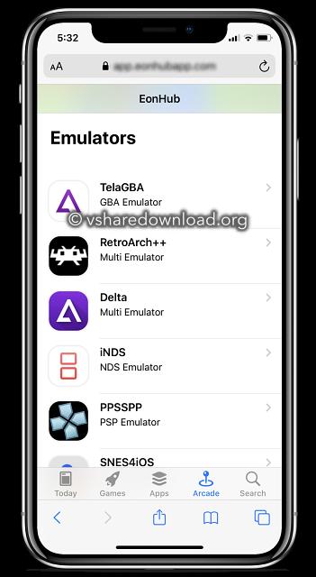 eonhub apps